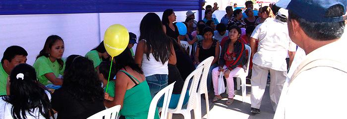 Alegra Promotora – Población de Catacaos podrá acceder a programas ... 43dfbf8fa18